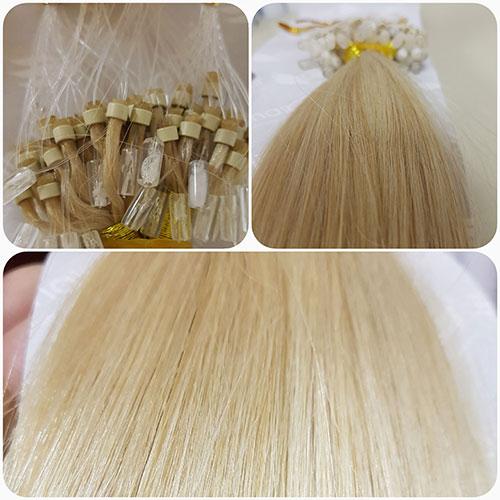 Micro ring predlžovanie vlasov