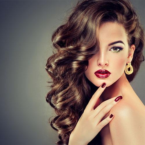 STANDARDLINE Clip in vlasy: predlžovanie vlasov